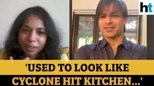 How Vivek Oberoi 'discovered' kitchen, bird meditation during Covid lockdown