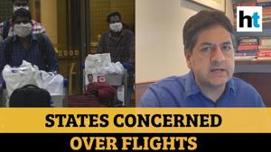 Vikram Chandra discusses states' concern over resumption of domestic flights