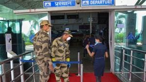 Domestic flights: First flight from Bengaluru with 150 passengers lands at Ranchi airport