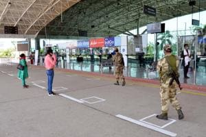 Mandatory 14-day quarantine for all passengers coming to Ranchi:Jharkhand government