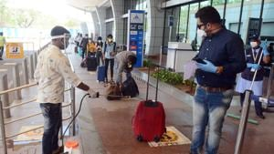 Pune airport handles 27 flights on day three of resumption