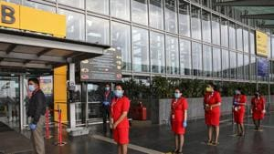 Kolkata airport welcomes passengers as flight ops resume in Bengal after 2 months
