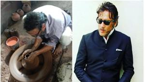 Jackie Shroff often shares posts related to environment protection on social media.