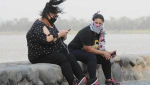 Gusty winds, rain in Chandigarh bring relief from scorching heat