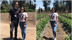 Sunny Leone and her family left for Los Angeles in mid-May.