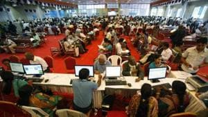 The government has given four months' additional time to the taxpayers to file returns for 2019-20 because of the Covid-19 pandemic.(AP file photo. Representative image)