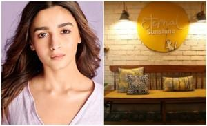 Alia Bhatt's new office space is an extension of her personality.