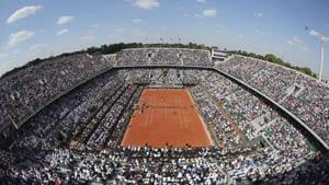 File image of Roland Garros Stadium.(AP)