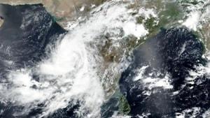 Cyclone Nisarga did not cause any major damage in Gujarat(AP Photo)