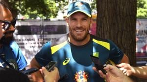 Finch responds to Clarke's Aussies 'sucked up' to India comment