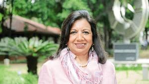 Kiran Mazumdar-Shaw was picked from among 46 award winners from 41 countries and territories vying for the world title.