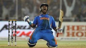 File image of Yuvraj Singh.(Getty Images)
