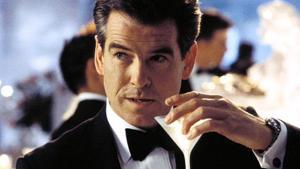 Pierce Brosnan played James Bond in four films.