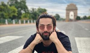 Himansh Kohli went for a morning jog as his two-week self-isolation ended.