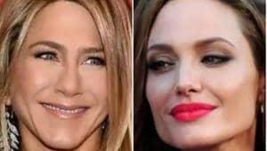 Jennifer Aniston has rarely spoken about Angelina Jolie.