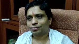 Acharya Balkrishna, co-founder and Chief Executive Officer (CEO) of Patanjali Ayurveda Limited(ANI photo)