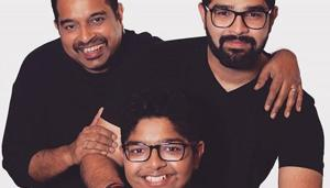 Singer-songwriter Shankar Mahadevan and his musician sons Siddharth and Shivam are releasing a new song on World Music Day.