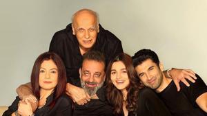 Sadak 2 stars Pooja Bhatt, Sanjay Dutt, Alia Bhatt and Aditya Roy Kapur, .