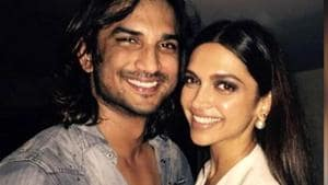 Deepika Padukone and Sushant Singh Rajput once met at a party.
