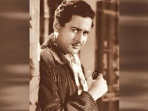 Filmmaker Guru Dutt's death left his fans devastated.(HT FILE PHOTO)
