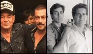 Father's Day 2020: Salman Khan wished Salim Khan with a special video.