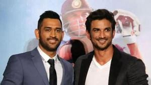 Sushant Singh Rajput played Mahendra Singh Dhoni in the cricketer's biopic.