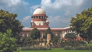 The Supreme Court is one our finest institutions and has displayed great wisdom over decades in pronouncing thoughtful, well rounded judgments and meted justice with an unquestionable fairness to all concerned. Though there have been rising instances of judicial overreach over the last decade, the Adjusted Gross Revenues (AGR) proceedings seem to be in quite a different bracket.(Amal KS/HT PHOTO)