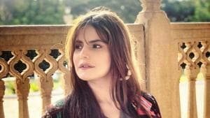 Zareen Khan as raised several questions in her latest Instagram post.