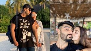 Arjun Kapoor and Malaika Arora love to click pictures and selfies together.