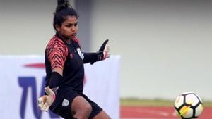 Aditi Chauhan was with London-based West Ham Ladies from 2015 to 2018.(Image Courtesy: AIFF)