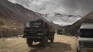 Disengagement of forces has not begun, said one of the officers with direct knowledge of the border row.(AP photo)