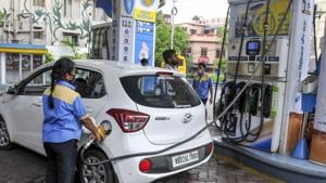 Except for Wednesday, the petrol price has also gone up across the country since June 7.(PTI File Photo)