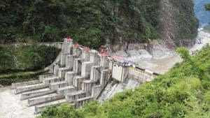 Over the years, hydropower has been justified as being necessary to provide power at night, when demand peaks and solar energy is absent. This rationale is no longer applicable for new projects, as hydropower loses ground to hybrid solutions — a mix of solar and spare thermal capacity, for instance — that offer round-the-clock power and are priced at low, competitive rates.(AFP)