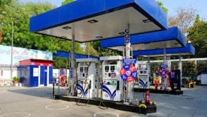 Customers will have to pay Rs 80.38 for every litre of petrol and Rs 80.40 for diesel in the national capital.(Bloomberg)