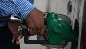 So far, petrol prices have seen 21 revisions and diesel rates have been revised 22 times in the last 23 days.(Biplov Bhuyan/HT File)
