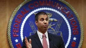 Asserting that the partnership between the US and India will be the defining one of the 21st century, Ajit Pai said that over the past three-plus years, it's been gratifying to see the bonds between the US and India grow stronger and stronger.(AP)