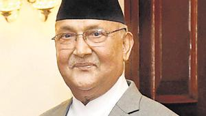 If Mr Oli is truly a nationalist, he should worry about the Chinese penetration in every sphere of Nepali polity(PTI)