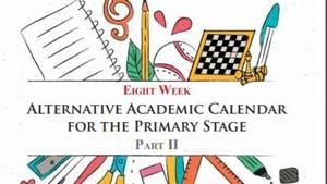 NCERT alternative academic calendar for primary stage.(Screengrab)