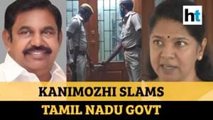 'Tamil Nadu govt's action delayed': Kanimozhi on Tuticorin custodial deaths