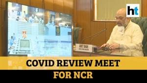 Amit Shah stresses on use of Rapid Antigen Test kits during Covid review meet