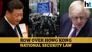 Watch how the world reacted to China's National Security Law for Hong Kong