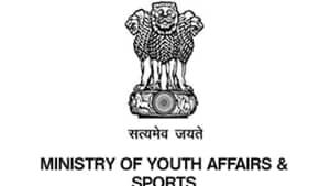 Sports Ministry logo.