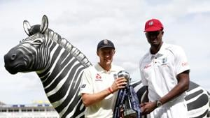 England players to join West Indies in wearing 'Black Lives Matter' logo during Test series