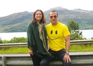Manasi Joshi Roy's roadtrip from Edinburgh to Glasgow is etched in her memory.