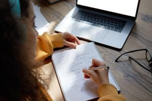 According to the date sheet, the first exam will be held on July 13 , which includes Punjabi for classes 6 and 8; English for Class 9 and mathematics for Class 10.(Shutterstock)