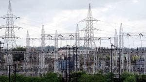 According to power ministry data, peak power demand met was recorded at 170.54 GW on July 2, which is just 2.61 per cent lower than 175.12 GW in July 2019.(Diwakar Prasad/ Hindustan Times)