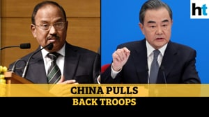 China pulls back from Galwan after Ajit Doval-Wang Li chat: The key details