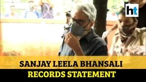 Sushant Singh Rajput death: Sanjay Leela Bhansali gives statement to police