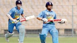 He had two answers: Ganguly reveals why Sachin didn't want to face 1st ball
