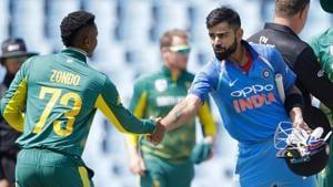 'It was men taking on boys': du Plessis recalls India's 5-1 thrashing of SA
